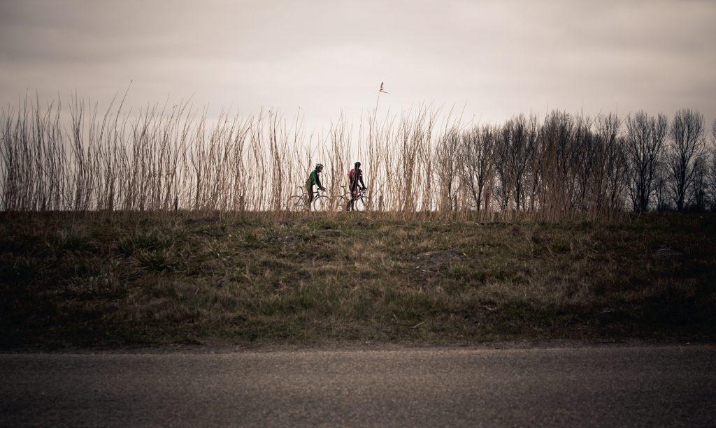 Noord Holland fietsroute - Polderroute - Wielrennen en fietsen