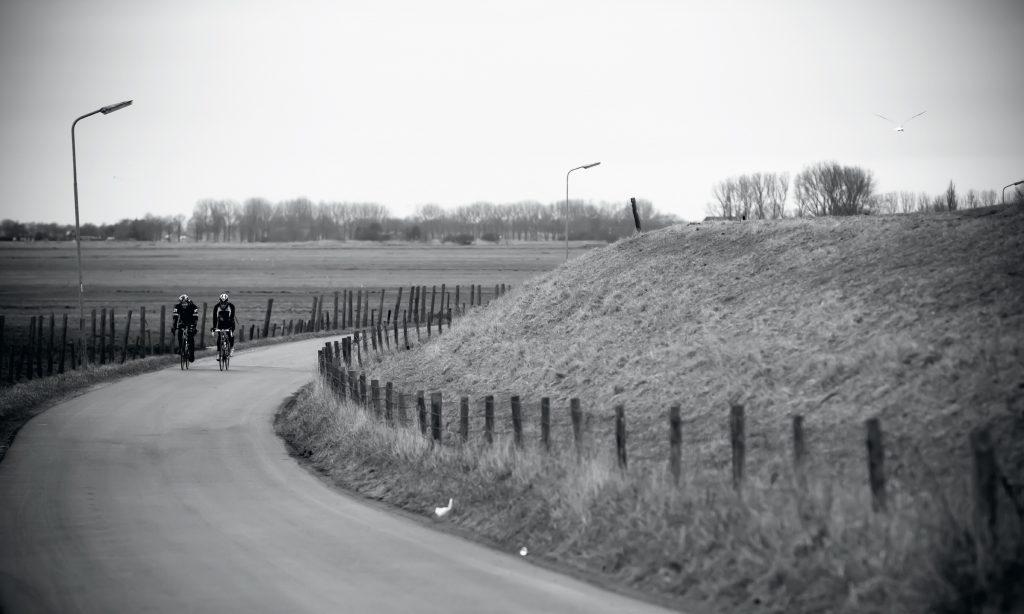 Polderroute Noord Holland fietsen