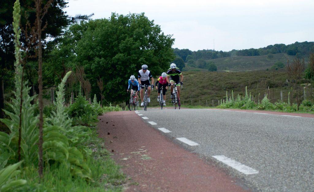 Posbank fietsen