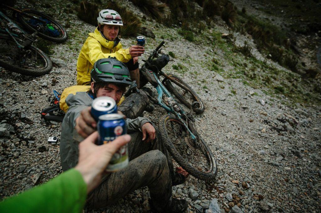 mountainbike zuid amerika