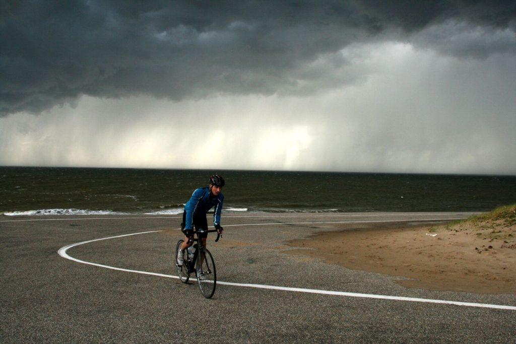 Noordzeeroute - fietsen en route