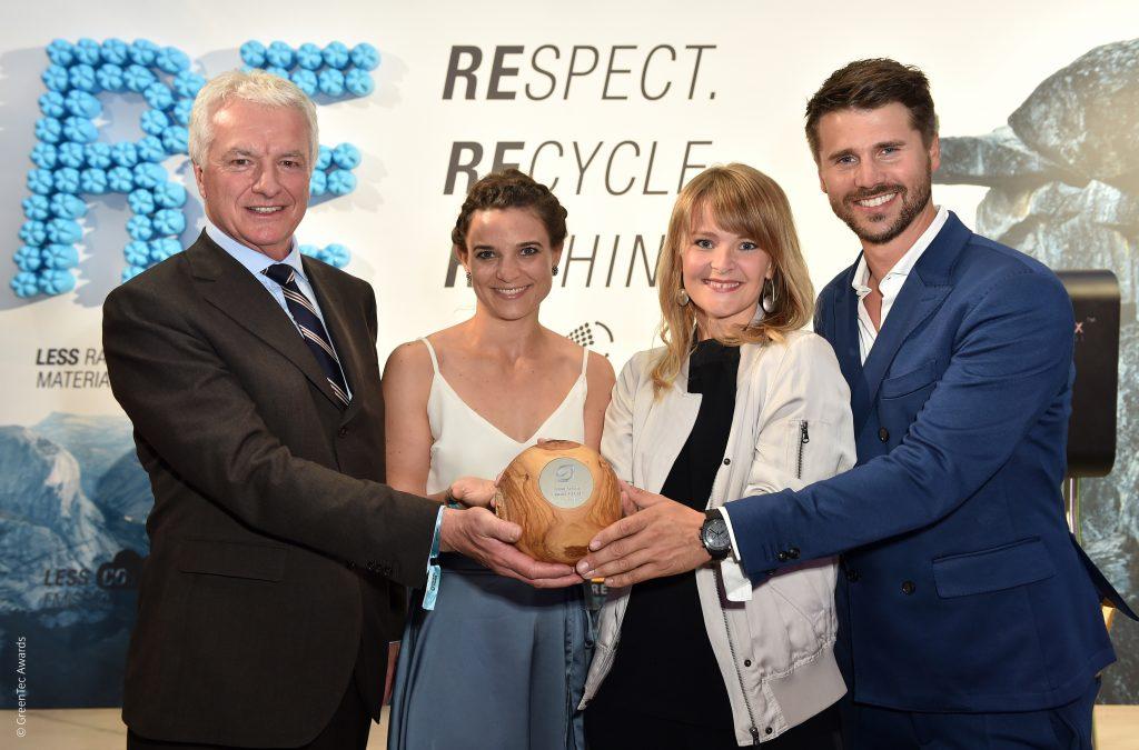 2018_GreenTec_Award 2018 voor Vaude