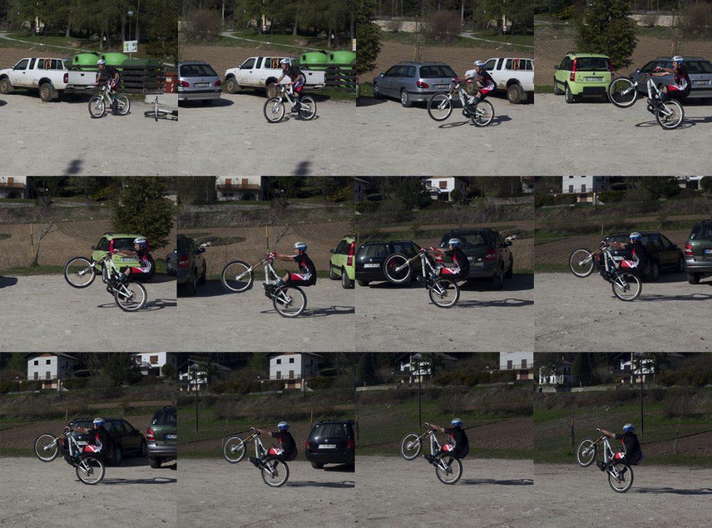 Manuel - van de wheelie - nederlandse totorial