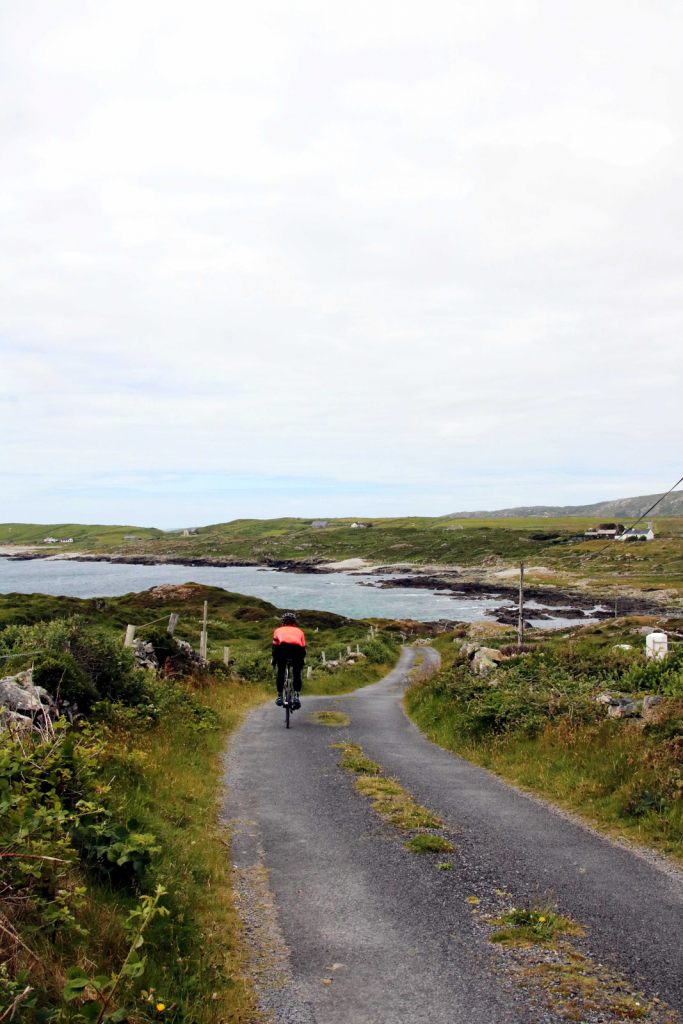 Ierland fietsen of wielrennen