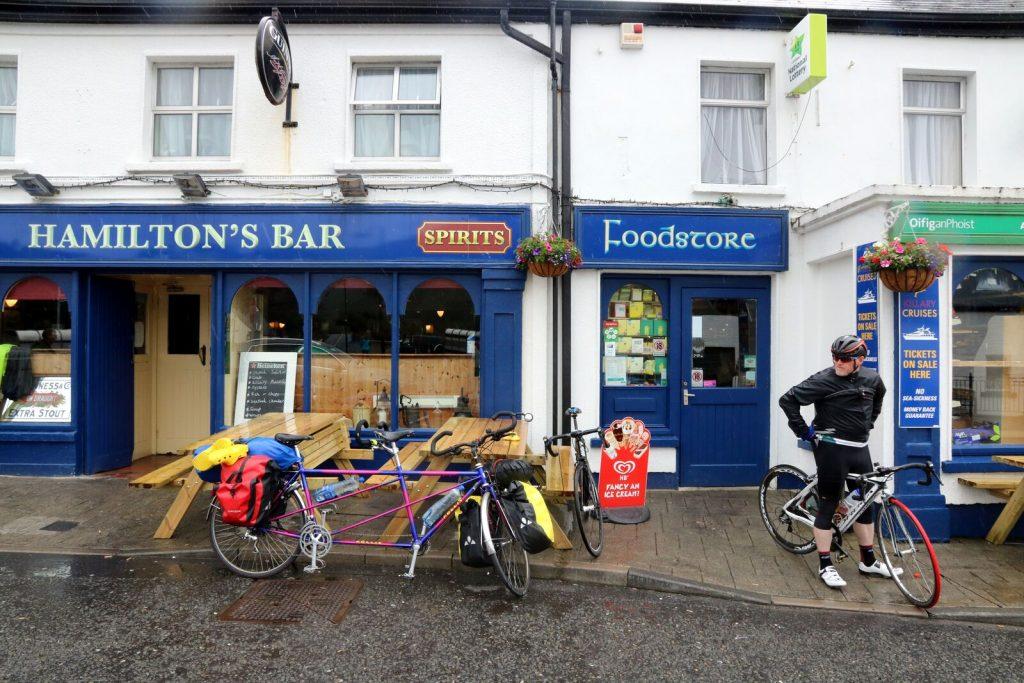 Ierland bar fietsen