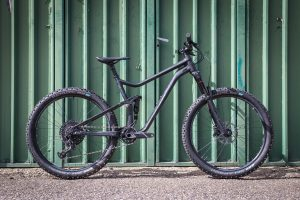 Trailbike test review Merida Oneforty 800