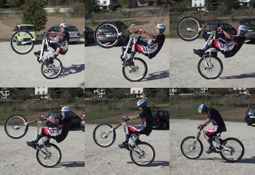 Wheelie balanceren op je achterrem - hoe doe je een wheelie - tutorial