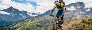 mountainbike trial tirol
