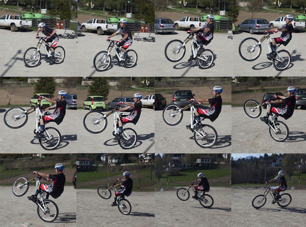 Tutorial Wheelie Nederlands