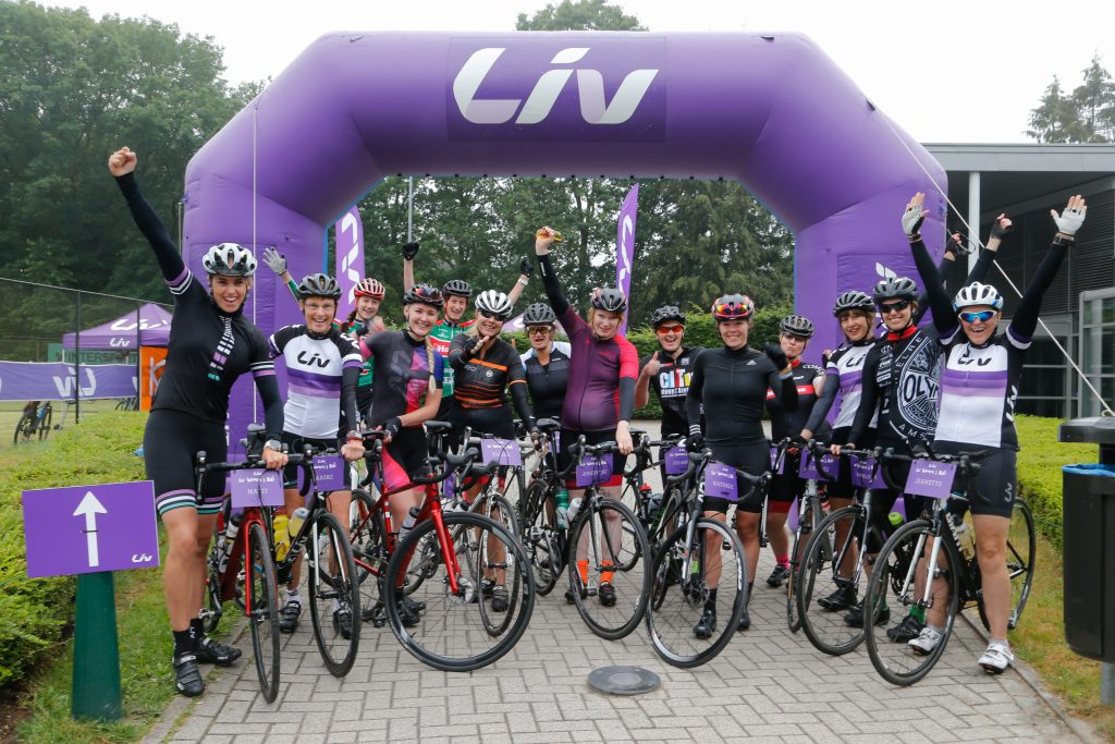 Liv giant cycling event nederland