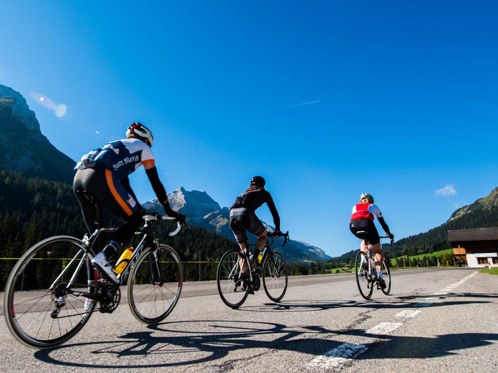 Gstaad reisverslag bergen nieuw 1