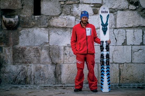 Skiën in Chamonix reisverslag Arsene
