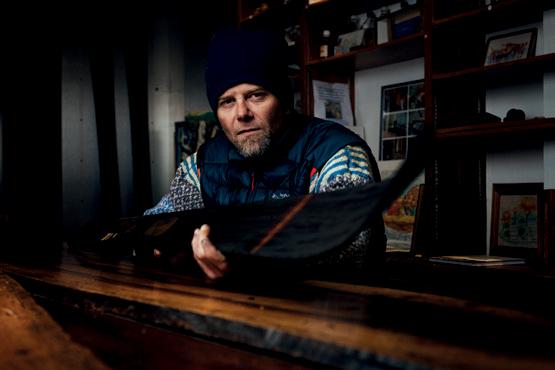 Skiën in Chamonix reisverslag Peter