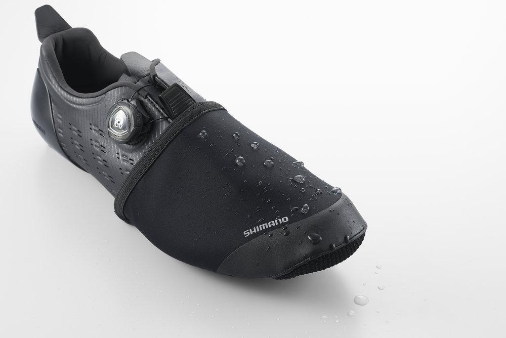 shimano koude voeten toeprotection