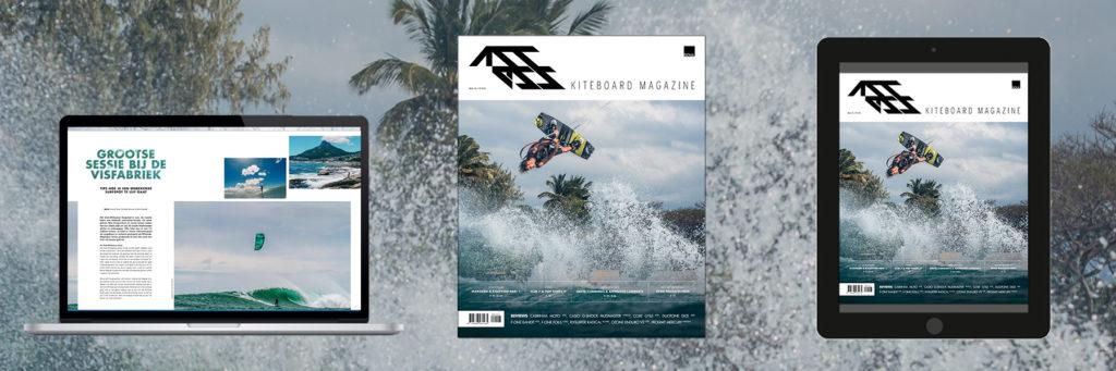 Access kitesurf magazine lid worden