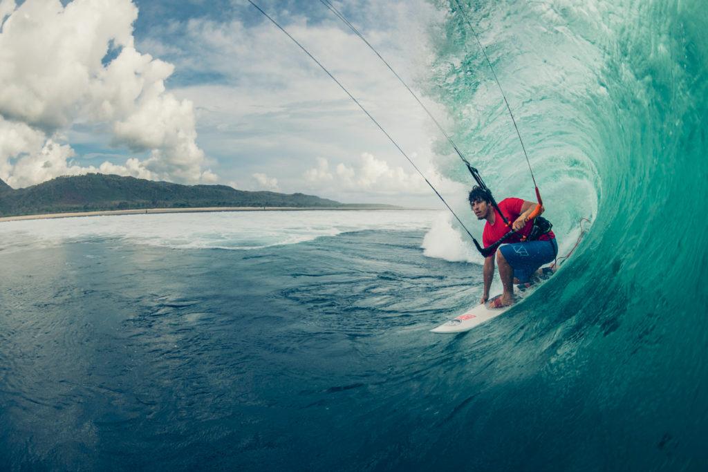 Kitesurf roadtrip in Indonesië3