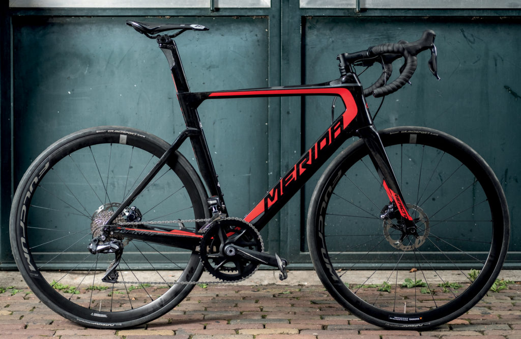 Merida Reacto disc 7000-E 2019