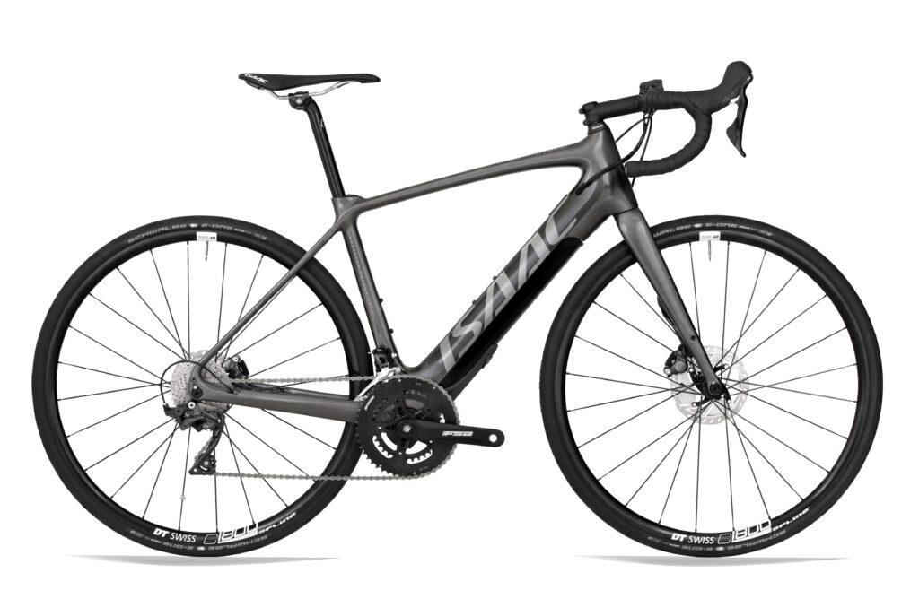 Isaac Proton Hybrid fiets