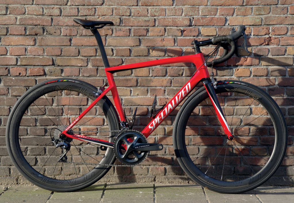 Specialized Tarmac SL6 Expert test review