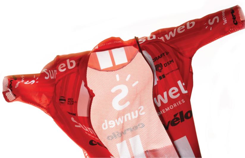 Sunweb en Craft T-Shirt