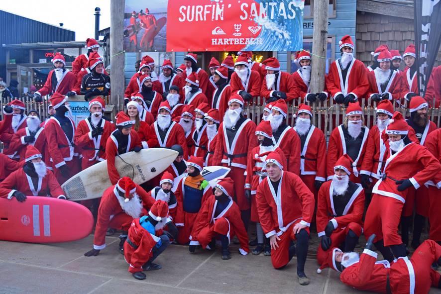 Surfin Santas 2