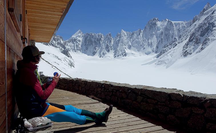 Vijftig graden steil skiën met Koen Bakkers 5