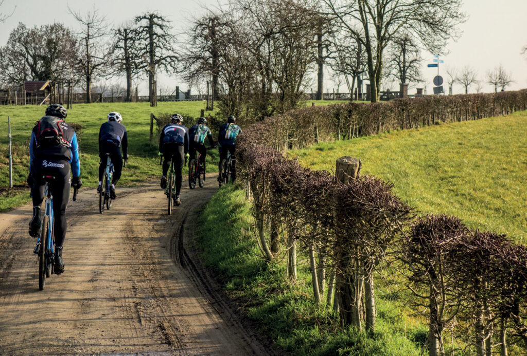 Offgrid gravel series Limburg