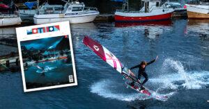 Motion windsurf magazine korting op abonnement