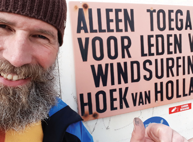 Windsurfing Hoek van Holland