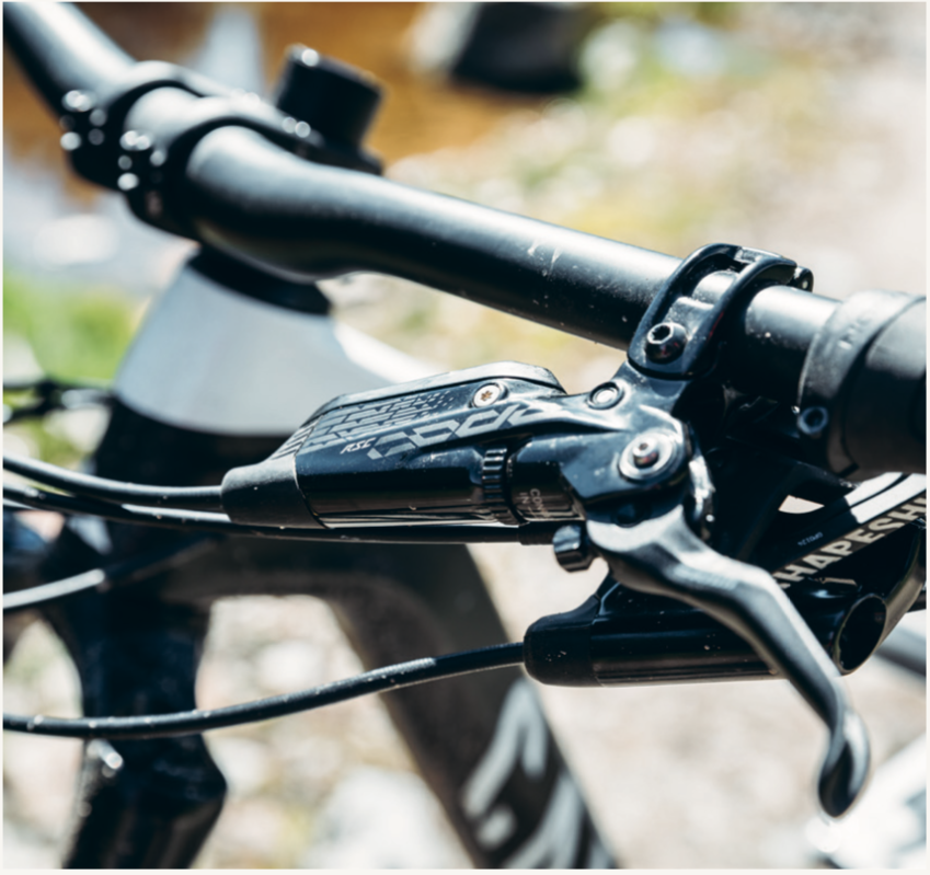 Canyon Strive CFR 9.0 Team, getest 2020 review brakes