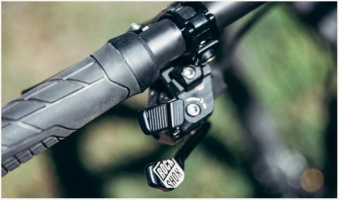 Canyon Strive CFR 9.0 Team, getest 2020 review shifters