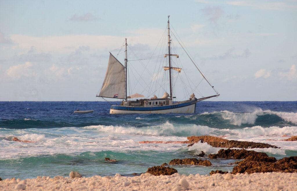 Kitesurfen in Frans-Polynesië