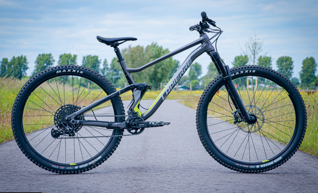 Lapierre Zesty AM 4.0. getest en review 1
