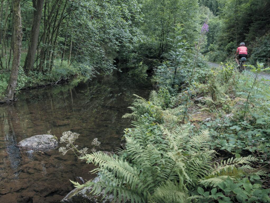 Graveltocht in de Ardennen