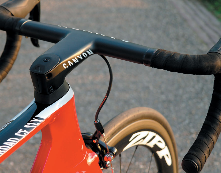Canyon de Aeroad CF SLX 9.0 SL review