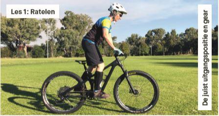 how to langzaam fietsen in balans
