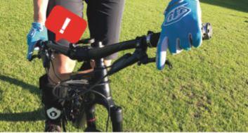 how to langzaam fietsen in balans 8