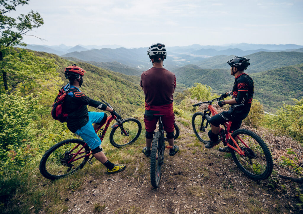 Mountainbiken in Catalonië