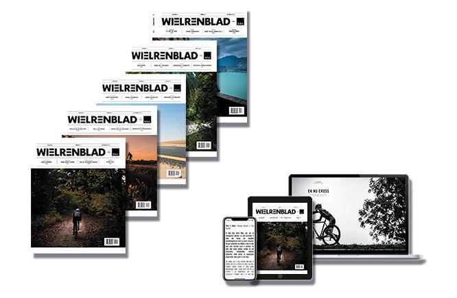Wielrenblad fiets magazine lid worden