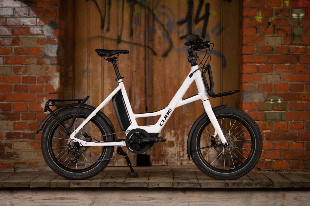 De nieuwe Cube Compact is de veelzijdige e-bike voor in de stad!