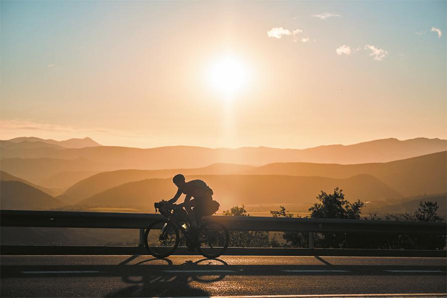 Transpyreneeën fietsen