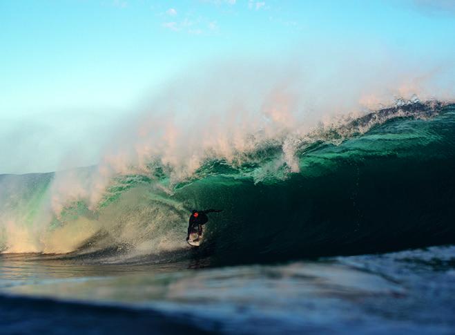 Srface - wetsuits - barrel