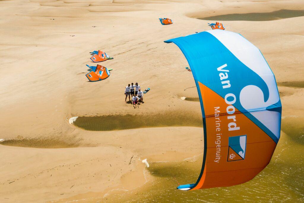 Kitesurfen in Brazilië