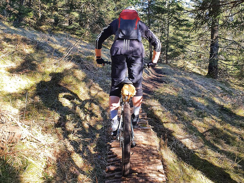 Evoc Ride rugtas MTB