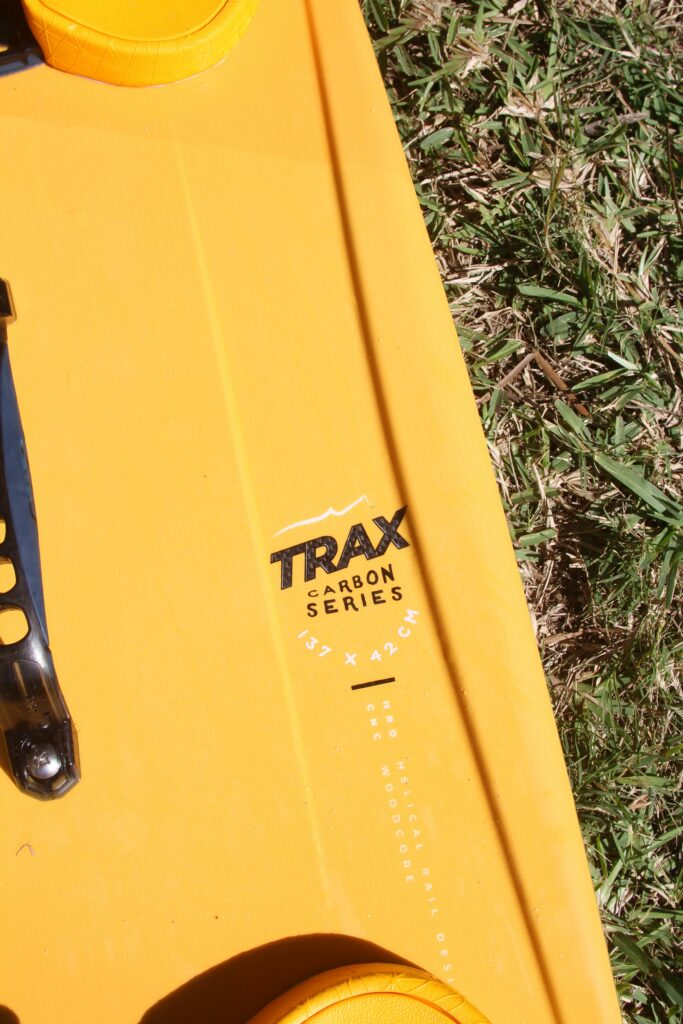 F-One Trax Carbon - Review