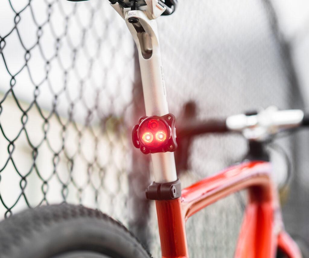 Lezyne Alert LED fietsverlichting