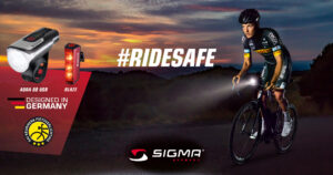 Sigma Sport #Ridesafe