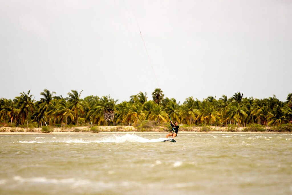 Kitesurfen in Sri Lanka