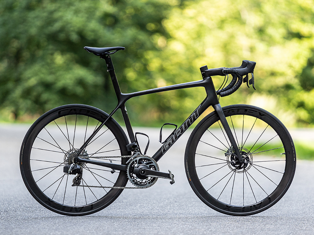 Giant TCR Advanced SL 0 Disc Review