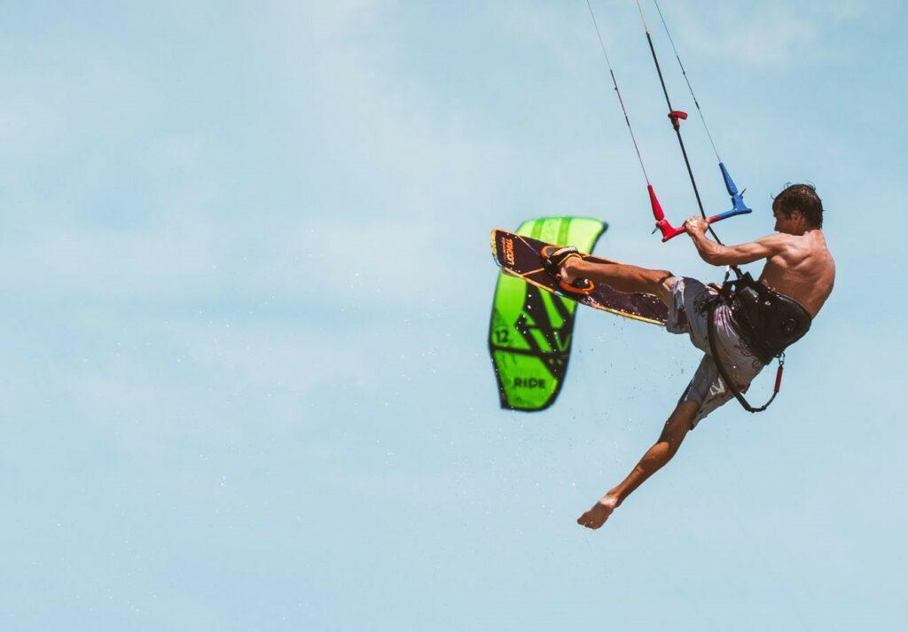 Youri Zoon over blessurepreventie en omgaan met blessures bij Kitesurfen